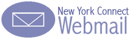 New York Connect Roundcube Webmail